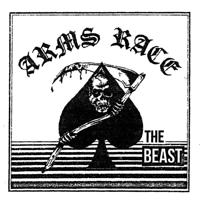 ARMS RACE - The Beast 7""
